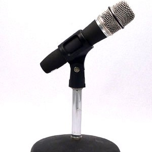 Table Top Mic Stand Taylor Rental Arlington Boston S