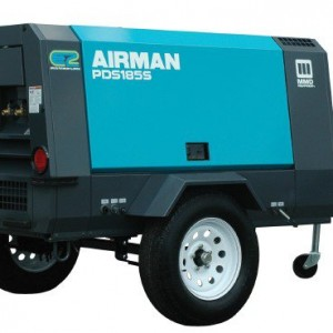 Towable Air Compressor 185Cfm | Taylor Rental Arlington