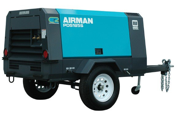 Towable Air Compressor 185cfm Taylor Rental Arlington