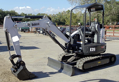 E26 Excavator Taylor Rental Arlington Boston S Favorite Rental Store